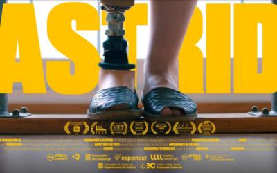 La historia de Astrid Fina salta al cine