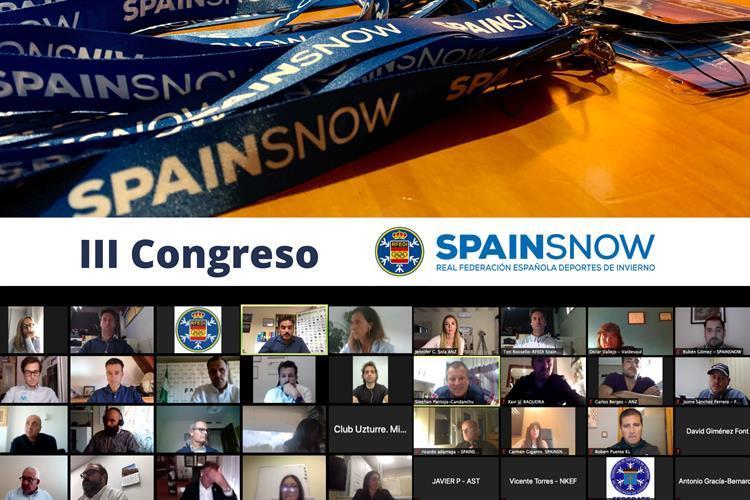 III Congreso RFEDI – SPAINSNOW