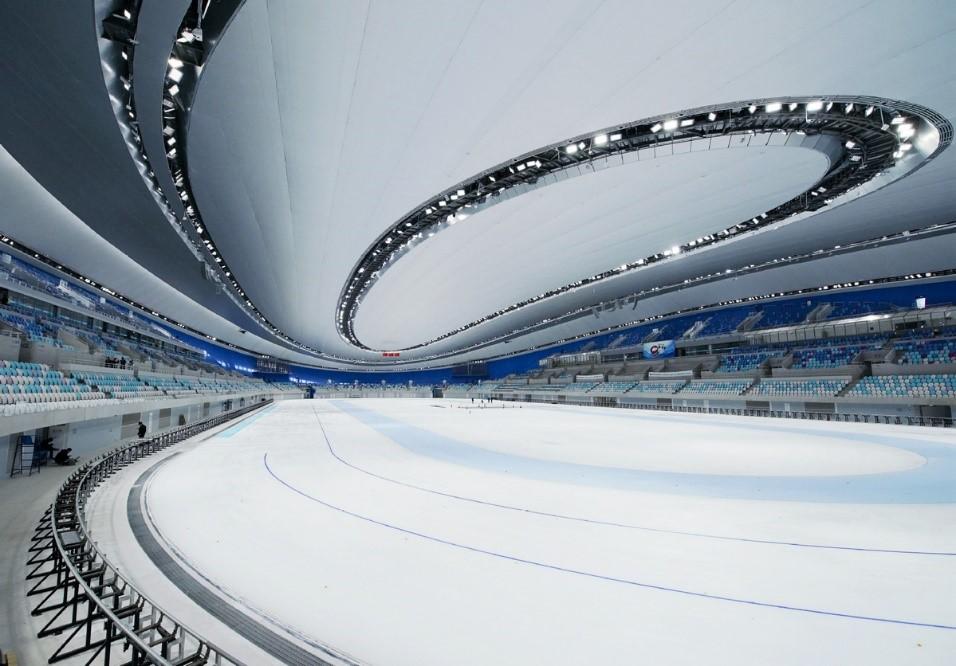 Pekín se prepara para celebrar en 2022 los Juegos de invierno más sostenibles de la historia